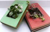 Recyclé livre planteurs