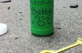 Comment faire des bulles parfumées