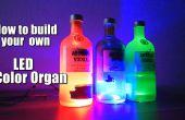 Comment construire votre propre organe de couleur LED || Arduino || MSGEQ7