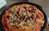 Pâte de base facile pour Pizza, desserts, pains et plus