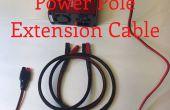 Anderson puissance pôle batterie chargeur câble d'Extension