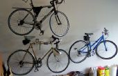 Un cintre de vélo soudés facile