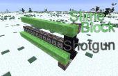 Minecraft : Slime bloc fusil de chasse