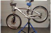 Stand de réparation bricolage vélo Portable