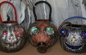 Citrouilles Steampunk de Gena Rumple