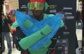 Comment faire un Big Hero 6: « Wasabi » Costume