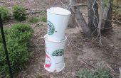 Tasse à café mangeoire/eau