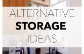 9 idées de stockage de remplacement