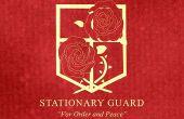 Insigne de garde fixes de SnK