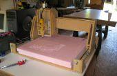 Comment faire un trois axes CNC Machine (facilement et à moindre coût)