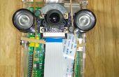 Cam de sécurité Pi framboise facile avec Upload automatique Web