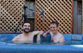 Personnalisé Boom Mic pour un Podcast de Hot Tub
