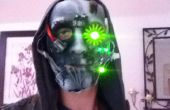 Faire un masque Cyborg