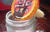 Secret Ninja blé coller Jar