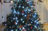 Sapin de Noël de longue durée