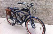 Ma bicyclette motorisée