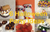 6 idées fête Halloween