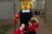 Le Lego Man Guy Fawkes