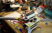 Un gros-porteur Quadrotor - conceptions et idées pour construire votre propre.