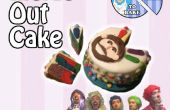 Inside Out Birthday Cake - comment faire