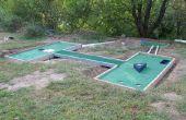 Parcours de mini-golf (Putt Putt)