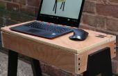 Table ordinateur portable DIY - à l'aide des outils limités & contreplaqué