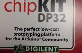 Programmation à l'aide de l'IDE Arduino sur votre planche ChipKIT Dp32