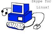 Skype pour linux ?