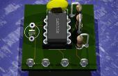 Rendu des images 3D de votre PCB à l'aide de Eagle3D et POV-Ray
