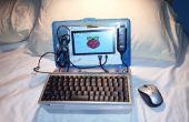 Ordinateur portable Netbook Build pour 160 $ - Powered Pi framboise.
