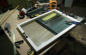 Faire une fenêtre à double vitrage bricolage maintenable