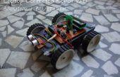 Ordinateur portable Robot contrôlé v2.0