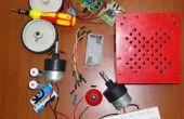 Une méthode simple et pas cher bricolage ligne robot qui suit