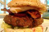Aussie Fusion American Burger