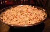 Mon Popcorn au Caramel délicieusement délicieux