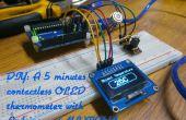 DIY : Un 5 Minutes sans contact OLED thermomètre avec Arduino et MLX90614
