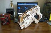 Découpé au laser Gun élastique M-6 Carnifex de Mass Effect