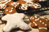 Comment faire des biscuits de pain d'épice Man