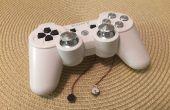 Déclencheurs de vibration sur PlayStation 3 Controller