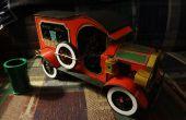 Poulie électrique piloté par Mario Bros modèle T.