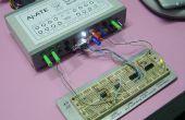 Banc de test de matériel analogique universelle