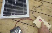Système d'énergie solaire micro