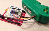 Arduino + k ' NEX Motors