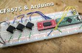 À l'aide de la PCF8575 i2c i/o Expander à lire entrées avec Arduino