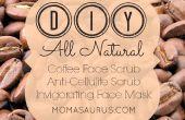 3 produits de beauté bricolage qui lisse & raffermir peau
