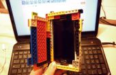 Samsung Galaxy S4-Mini : Lego Case