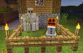 Fabrication des Golems dans Minecraft