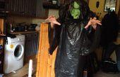 Bon marchée, rapide et facile de méchante sorcière costume Halloween
