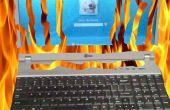 Comment arrêter votre ordinateur portable surchauffe