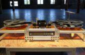 Kinograph v0.1 Film DIY Scanner/télécinéma - assemblage Machine